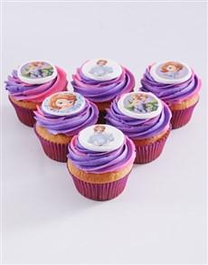 bakery: Princess Sofia Cupcakes!