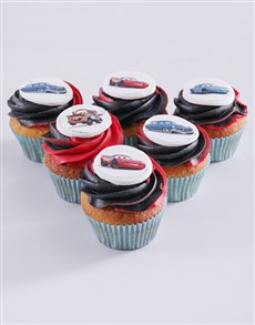 bakery: Cars Cupcakes!