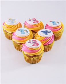 bakery: My Little Pony Cupcakes!