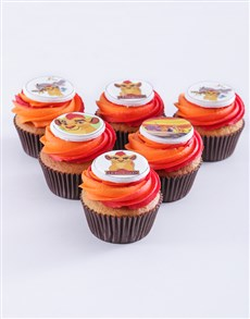 bakery: The Lion King Cupcakes!