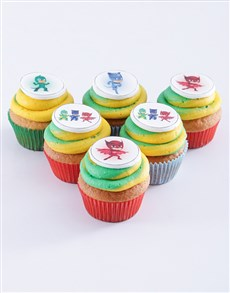 bakery: PJ Masks Cupcakes!
