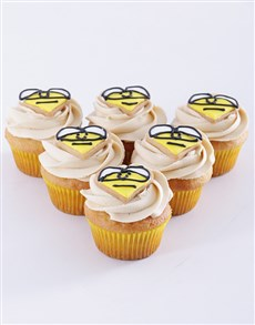 gifts: Spring Day Vanilla and Honey Bee Cupcakes!