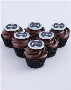 bakery: Mr Boss Chocolate Cupcakes!