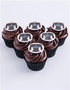 bakery: Girl Boss Chocolate Cupcakes!
