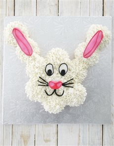gifts: Bunny Pull Away Cake!