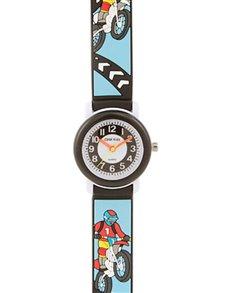 watches: Cool Kids 3 D Motorcross Watch !