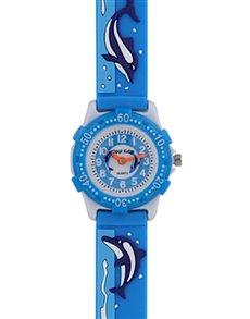 watches: Cool Kids Bezel Dolphin Watch!