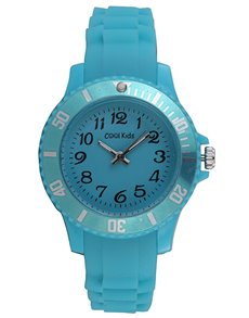 watches: Cool Kids Neon Blue Analogue Resin Watch!