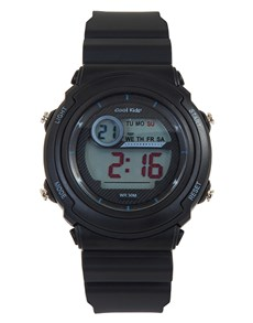 watches: Cool Kids Mid Size Black Watch!