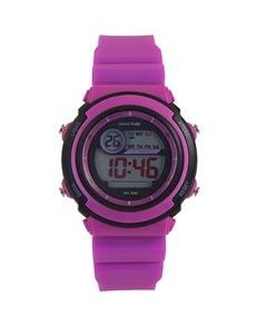 watches: Cool Kids Mid Size Violet Digital Watch!