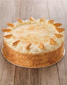 bakery: Lemon Curd Cake 30cm!