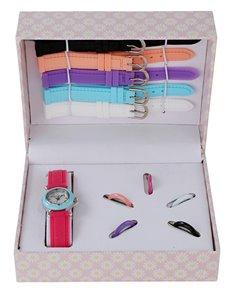 watches: Cool Kids Gumdrop Interchangeable Strap Set!