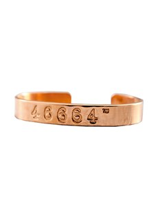 jewellery: 46664 Copper Bangle !