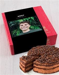 bakery: Personalised Chateau Gateaux Photo Cake!
