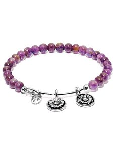 jewellery: Chrysalis Amethyst Believe Guardian Bangle!