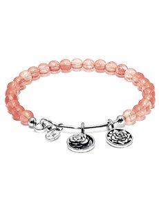 jewellery: Chrysalis Watermelon Roses Guardian Bangle!