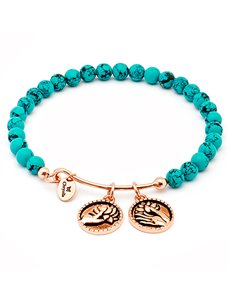 jewellery: Chrysalis Tranquility Friendship Turquoise Bangle!