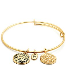 jewellery: Chrysalis Gold June Birthstone Bangle!