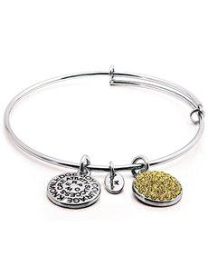 jewellery: Chrysalis Silver November Birthstone Bangle!