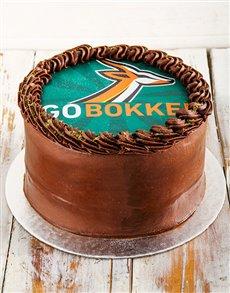 bakery: Go Bokke Peppermint Crisp Cake 20cm!