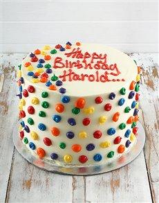 bakery: Rainbow Cake!