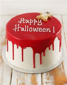 gifts: Personalised Red Velvet Skeleton Cake 20cm!