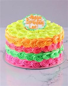 bakery: Fruity Spring Vanilla Cake!