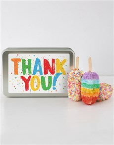 bakery: Thank You Cakes On A Stick!