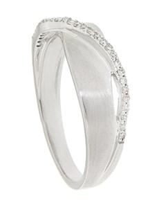 jewellery: 9kt White Gold Diamond Ring D03912 9 N!