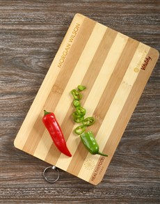 gifts: Personalised Discovery Chopping board!