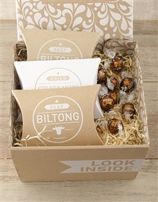 gifts: Discovery Gourmet Snack Hamper!