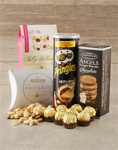 gifts: Discovery Sweet And Salty Hamper!