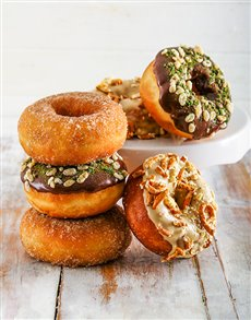 bakery: Seriously Good Doughnut Combo!