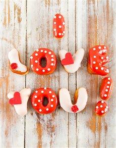Bakery: Love Mini Doughnuts!