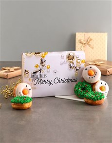Christmas Doughnut Special Box