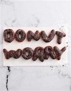 bakery: Donut Worry Doughnut Letters!