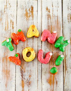 gifts: Personalised Doughnuts 1 to 9 Letters!
