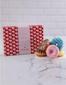 bakery: Personalised Sweet Love Doughnuts!