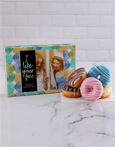 bakery: Personalised Friendship Doughnuts!