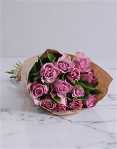 flowers: Vintage Purple Flirt Bouquet!