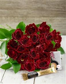 flowers: Abracadabra Dream Rose Bouquet!