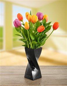 flowers: Twisty Tulip Surprise!
