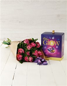 flowers: Rose and Glow Duo!