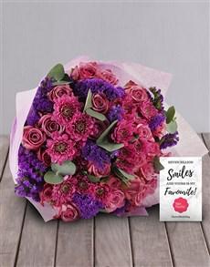 flowers: Lilac Bouquet!