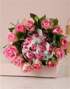 flowers: Luscious Pink Rose Blossoms!