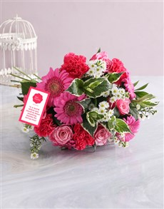 flowers: Just Be Nice Bouquet!