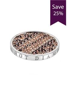 jewellery: Emozioni 25mm Serpente Coin!