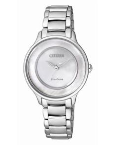 watches: Citizen Ladies Eco Drive Watch EM038057D!