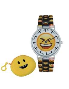 watches: Emoji Cyber Laugh Watch!