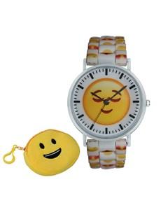 watches: Emoji Cyber Smile Watch!